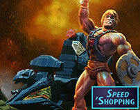 Speed 'Shopping: He-Man