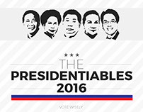 Philippines Presidentiables 2016