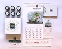 Nova 2020 calendar package
