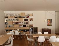 Centro Visitas (sala provas) - Poças vinhos, S.A.