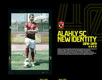 AlAhly SC 2018 Identity