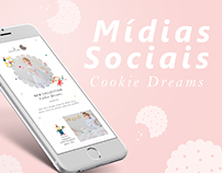 Cookie Dreams │ Mídias Sociais e Newsletters