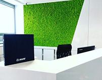 3Dea Portfolio -Scandinavian Moss