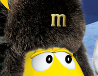 M&M's Winter Campaign