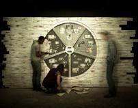Falling Whistles wheel