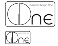 Graphic Design One Course Logo