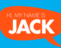 Jack Harries - Branding