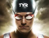 2009 TYR Triathlon Image Campaign