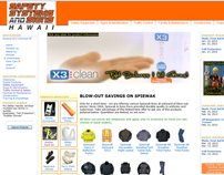 Safety Systems and Signs Hawaii Website