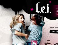 L.E.I. Jeans Site