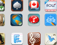 My Icons for iPhone / iPad apps