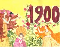 1900 Calendar