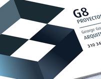G8 Branding