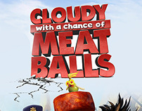 cloudy with a chance of meat balls