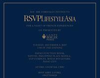 RSVP Lifestyle Asia x Lampe Berger Paris