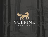 Vulpine Capital Branding & Web Design