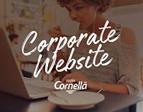 Corporate Web Cafès Cornellà