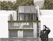 Casa Celosía - Proyecto Habitar
