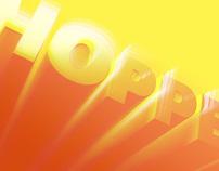 FR Hopper - Parts as free font