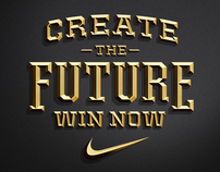 Nike - Create The Future Pitch