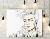 LUCKY SMITH | Drawing