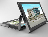 Canova - Dual Touchscreen Notebook