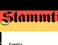 Stammtish German Language Club at NYU Website