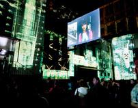 GÉP   The Machine - slide & video projection