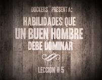Diez mandamientos - Dockers
