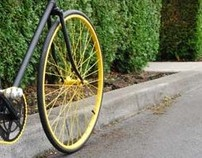 Nike Livestrong Fixed-Gear