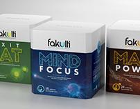 Fakulti. Brand Design.
