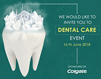 #Advertising #Banner #Dental_Care #Event