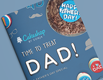 CBS: Time to Treat Dad! (Father's Day Catalog 2016)