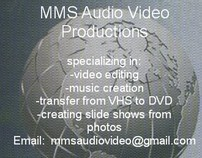My  Video Projects
