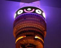 Friendly Faces, BT Tower Animation