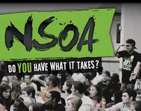 CAMPUS LIFE // NSOA Recruitment