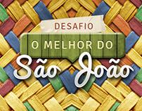 Desafio o melhor do São João - Margarina Puro Sabor