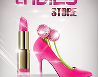 LADIES STORE Flyer