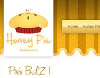 Honeypie WebSite