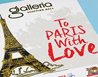 Galleria - To Paris With Love Valentine