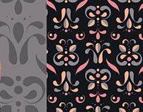 Pattern design MODERN FOLK