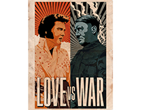 LOVE vs WAR