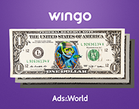 Wingo - 1 dollar tickets