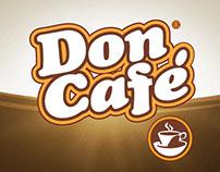 Don Café - El café de los que levantan al Ecuador