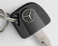 Mercedes-Benz - Family Keys