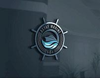 Conceptional Logo Design for Asyaf Marine