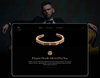 FMBM - Elegant Accessories - Ecommerce Website