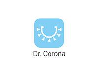 Dr. Corona app. logo