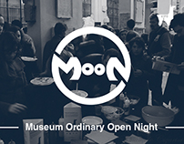 Moon - Museum Ordinary Open Night