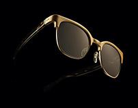 Raen Gold Frames